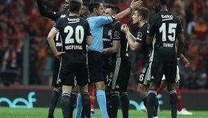Beşiktaşlı futbolcuların taç isyanı