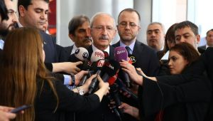 CHP lideri Kılıçdaroğlu'ndan ilk açıklama