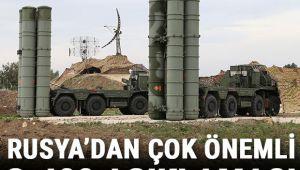 S-400'leri kullanacak Türk askerlerinin eğitimi Rusya'da başlıyor