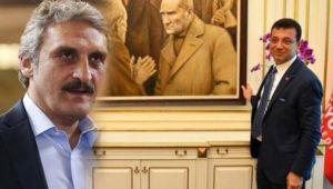 AKP'nin 'Yeliz'i İBB'deki Atatürk tablosundan rahatsız oldu