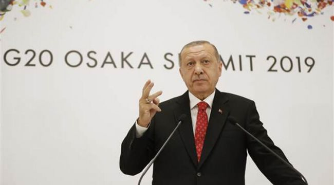 Son dakika... Cumhurbaşkanı Erdoğan: Yaptırım olmayacağını sayın Trump'tan duymuş olduk
