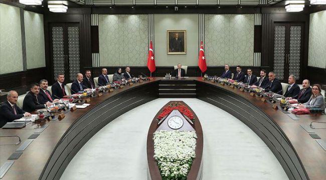 Cumhurbaşkanı ve AK Parti Genel Başkanı Recep Tayyip Erdoğan, AK Parti milletvekilleriyle bir araya geldi.