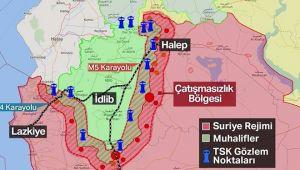 Moskova'da kritik İdlib toplantısı