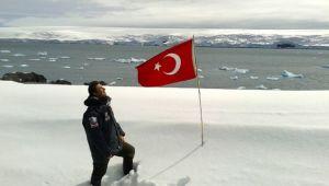 Türk bilim heyeti Antarktika'ya ulaştı