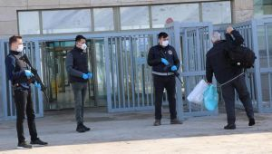 Türkiye - İran sınırına corona virüs tedbiri: Termal kamera