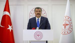 Sağlık Bakanı Koca: Corona virüsle mücadelemizde bugün ilk kez bir hastamı kaybettim (Türkiye'de virüsten ilk ölüm)