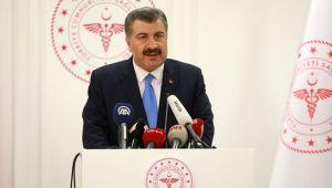 Sağlık Bakanı Koca: Corona virüsten 85 yaşında bir hastayı kaybettik,168 yeni vaka var (Türkiye'de virüsten dördüncü ölüm)