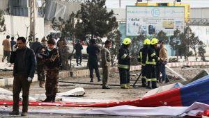 SON DAKİKA HABERİ: Afganistan'da siyasi liderlerin katıldığı törene bombalı saldırı