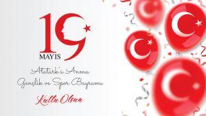 19 Mayıs mesajları resimli, yazılı Atatürk'ün sözleri ve 19 Mayıs görselleri