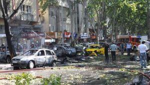 Ankara'daki bombalı saldırının faili olarak aranan terörist Diyarbakır'da yakalandı