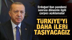 Son dakika haberi: Cumhurbaşkanı Erdoğan'dan bayram mesajı