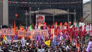 TBMM Başkanı Şentop, 1 Mayıs Emek ve Dayanışma Günü'nü kutladı