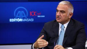 Son dakika... Bakan Ersoy: Havaalanlarında Kovid-19 test merkezleri açılacak