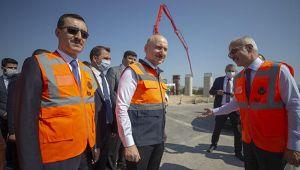 Karaismailoğlu: Ankara-Kahramankazan yolu en kısa sürede hizmete sunulacak