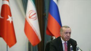 Türkiye-Rusya-İran Üçlü Videokonferans Zirvesi sonrası ortak açıklama