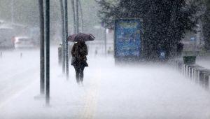 Meteoroloji'den Orta ve Doğu Karadeniz için sağanak uyarısı