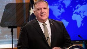 Pompeo'nun açıklamalarına İran'dan tepki
