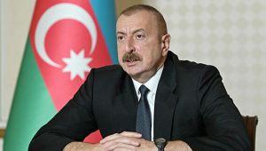 """Azerbaycan Cumhurbaşkanı Aliyev: """"TAP boru hattının açılışı haftalar içerisinde gerçekleşecek"""""""