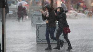 Metoroloji'den kuvvetli yağış ve kar uyarısı