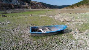 Yağışlar da fayda etmedi… İstanbul'da barajlar 10 yılın en düşük seviyesinde