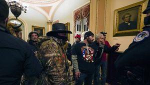 CANLI BLOG - Trump Destekçileri Kongre Binasına Girdi