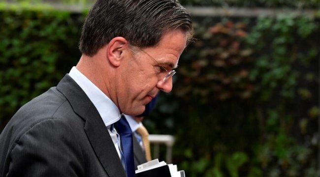 Hollanda Başbakanı Rutte itiraf etti: Hata yaptık!