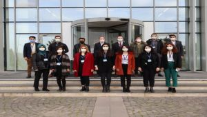 Kahramanmaraş'ta Kipaş Holding'den gençlere kariyer fırsatı