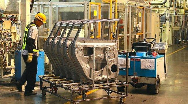 Sanayi üretimi verisi açıklandı