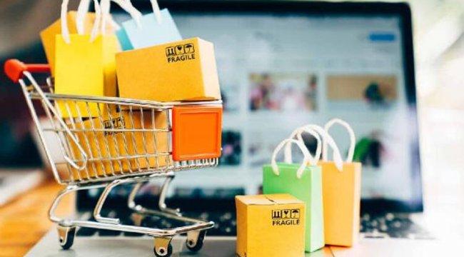 Online alışverişlerde büyük artış