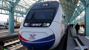Adil Karaismailoğlu açıkladı! Ankara-Sivas hızlı treni Haziran'da hizmete giriyor