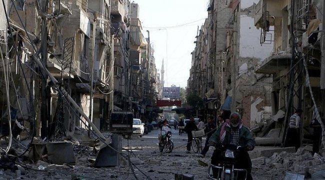 Suriye'deki iç savaşın maliyeti ortaya çıktı