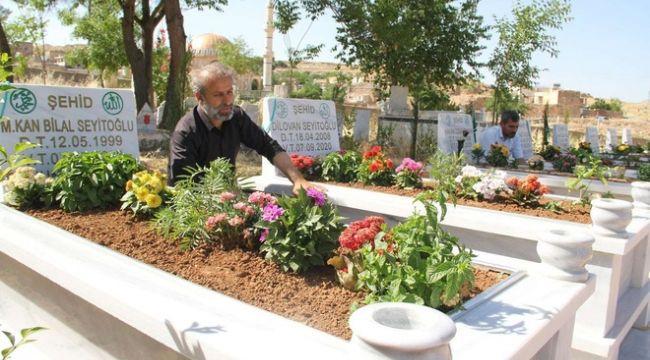 Mardin'deki kazada vefat edenlerin ailelerinden