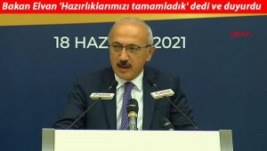 Son dakika... Bakan Elvan açıkladı: Önemli bir adım atıyoruz