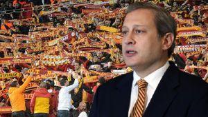 Galatasaray Başkanı Burak Elmas'ın açıklamaları sonrası ortalık yangın yerine döndü! Taraftarın, TFF'ye tepkisi çok büyük