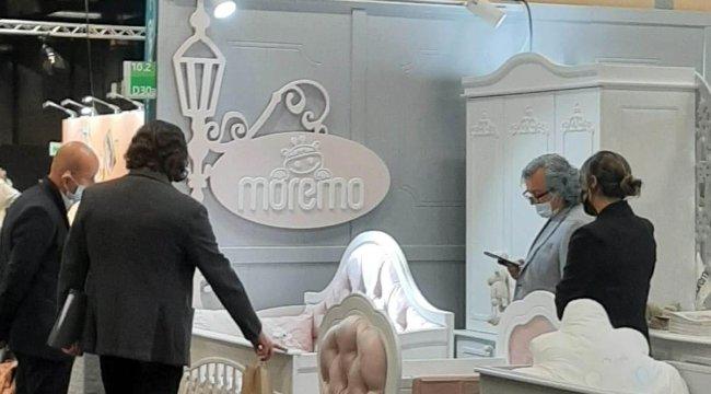 Dünyanın en büyük çocuk mobilya fuarına Bursalı firma damga vurdu