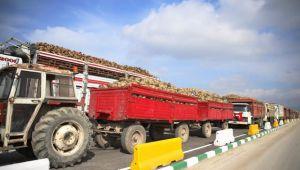 Kazım Taşkent Eskişehir Şeker Fabrikası'nda pancar alımı başladı