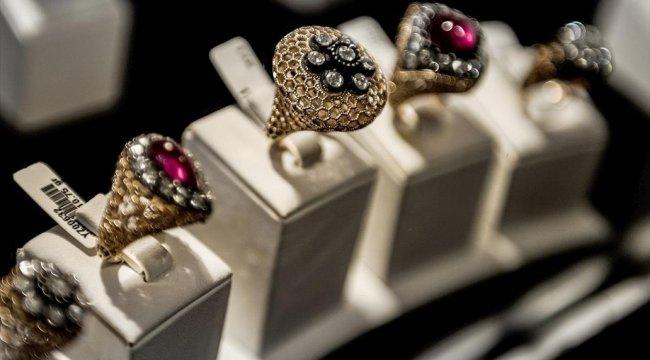 Mücevher sektörü, İstanbul Mücevher Fuarı'na hazırlanıyor