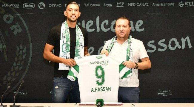 Transfer Haberleri: Ahmed Hassan, Konyaspor'da