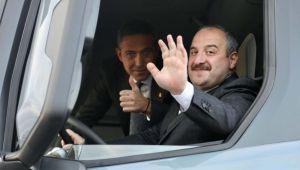 58 milyon euro yatırım yapılan Türkiye'nin ilk yerli şanzımanı tanıtıldı