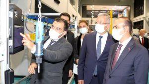 Mersin Model Fabrika ve Yenilik Merkezi düzenlenen toplantıyla tanıtıldı
